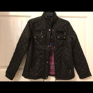 Jacket, Light Weight, Quilted Pattern